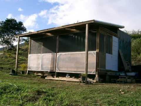 2 bedroom container house plans