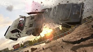 Multiplayer -  WRECKFEST | Lets Play Wreckfest LIVE