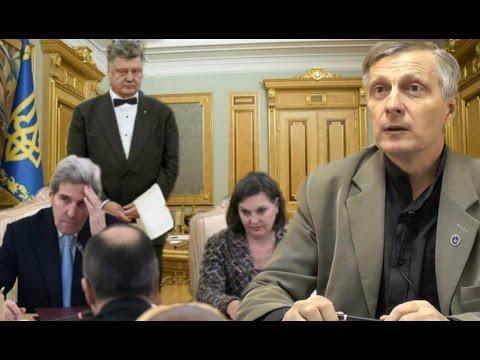 Куда выруливают Украину. Рассказывает Валерий Пякин.