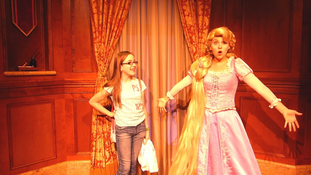 The Real Disney Princess