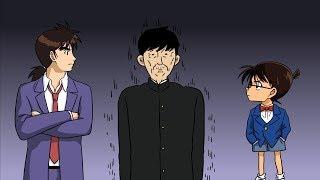 당신이 김전일과 코난 사이에 낀다면?