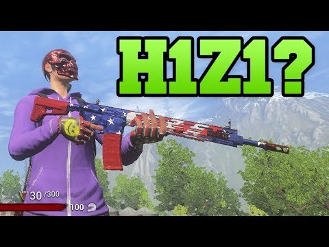 What's been happening with H1Z1?