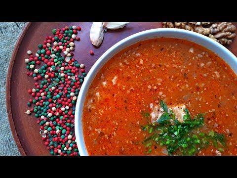 Суп Харчо. Мой Рецепт Супа Харчо. Суп Харчо Быстрый и Простой Рецепт Приготовления