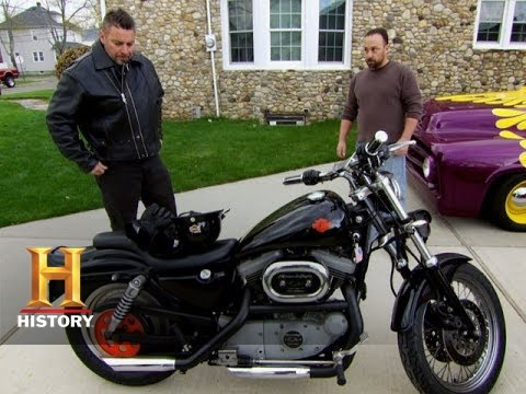 Leepu & Pitbull: Trading a Harley for a Supercharger (S1, E5) | History