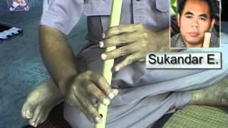 Download Lagu cara memainkan suling (papatet) Gratis STAFABAND