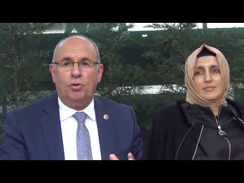AK Parti Tekirdağ Milletvekili Metin Akgün,