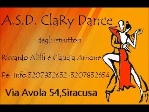 Presentazione ClaRy Dance Siracusa