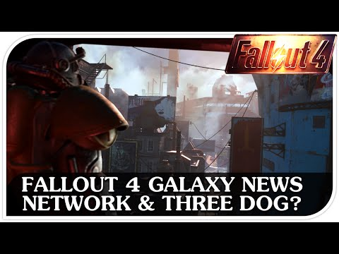 Galaxy News Network Fallout Fallout 4 Galaxy News Network
