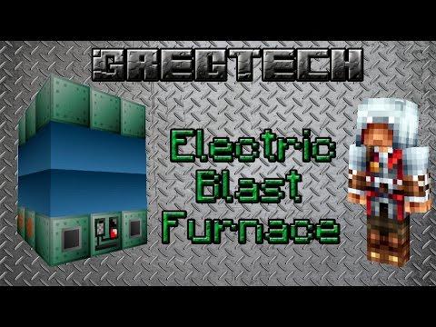 GregTech 5 [Minecraft 1.7.2] - Electric Blast Furnace(Доменная печь)