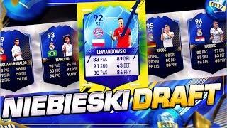 DRAFT NIEBIESKICH!!!  BRAMKA Z PRZEWROTKI!!! FIFA 17 ULTIMATE TEAM