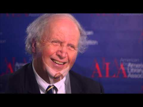 2014 ALA Annual Conference - Alexander McCall Smith on Reading and Writing