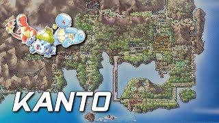 Pokémon Generation 1 - Mein Reisebericht durch KANTO