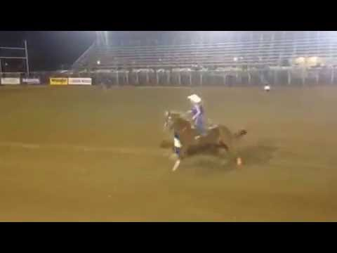 Ranger College Rodeo 2014