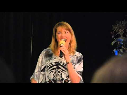 Lucy Lawless Part 1 Xena Con 2014 video