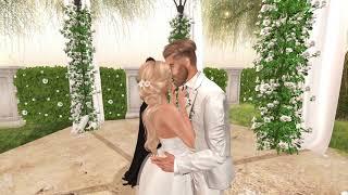 Marco & Mimi Second Life Wedding - 8.18.18