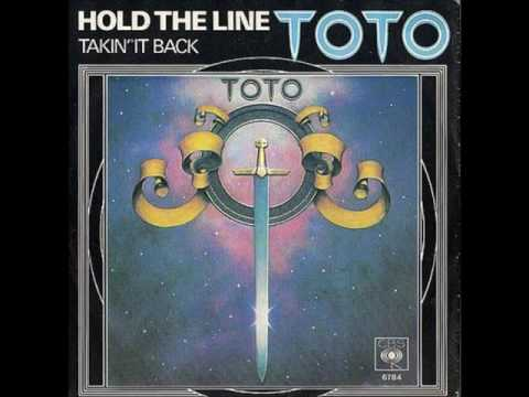 Toto Hold The Line HQ Remastered Extended Version