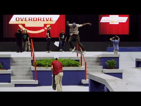 Street League 2012: Kansas City Chevrolet Overdrive