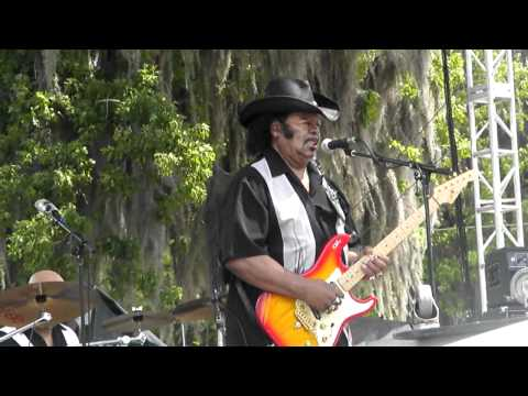 Guitar Shorty - The Blues Done Got Me - Wanee 2011