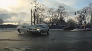 Car Crash Compilation # 33