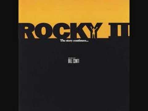 Bill Conti - Conquest (Rocky II)