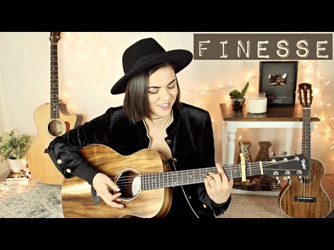 Finesse (Remix) - Bruno Mars ft. Cardi B Cover