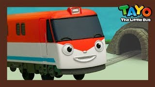 Passenger train TITIPO l What does passenger train do? l Tayo Job Adventure S2 l Tayo the Little Bus