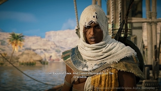20 Minutes of Assassin's Creed Origins Open World Gameplay in 4K - E3 2017