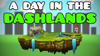 Geometry Dash- A Day in the Dashlands