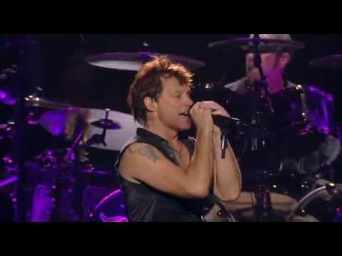 Bon Jovi Live At Madison Square Garden 2008 (part 1 2) video
