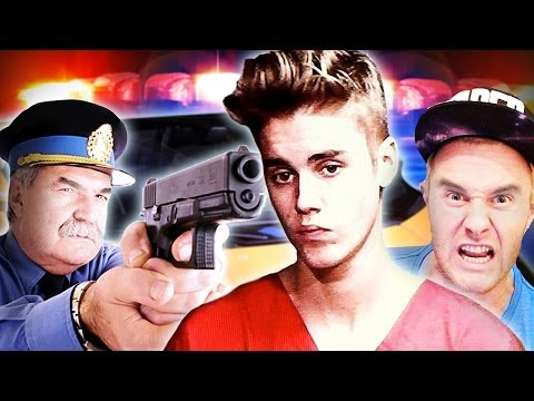 JUSTIN BIEBER ARRESTED FOR DUI RANT