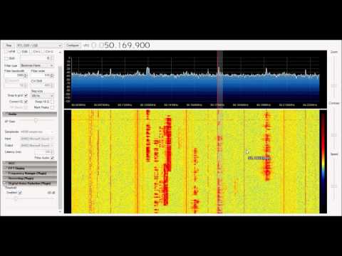 50MHz ES RX FROM KN37EW