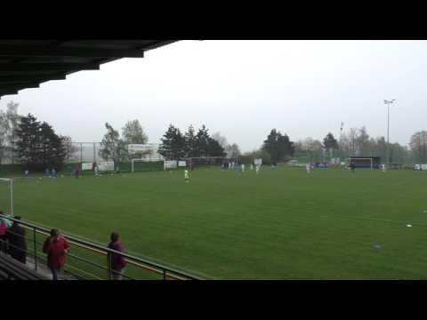 Sestřih branek U12 Bílovec - FCB 1:7 (1:3)