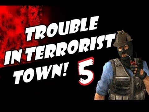 I Can't Trust Anyone... - Trouble In Terrorist Town - Part 5