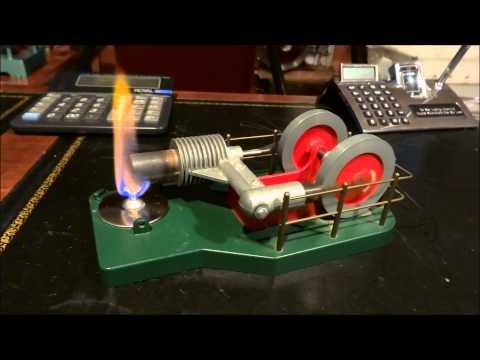 Phoenix Arizona Solar Engines Stirling Cycle