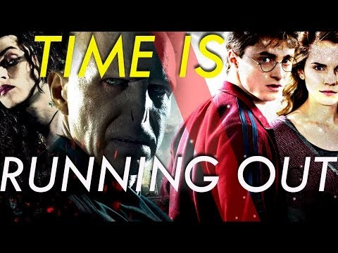 Time is Running Out - Harry/Hermione; Voldemort/Bellatrix [Harry Potter]