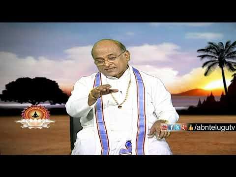 Garikapati Narasimha Rao About Telugu Aksharamala | Nava Jeevana Vedam