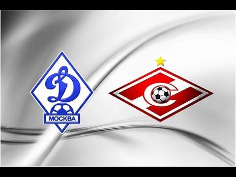 Динамо - Спартак 2-3. Обзор матча 25.10.2015. РФПЛ 2015-16. 13 тур.