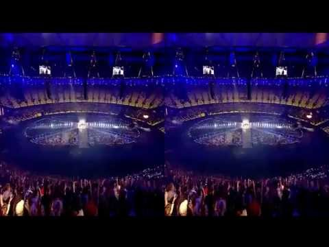 (HD) Freddie Mercury  - Queen - Jessie J - Olympic Games - Highlights - London 2012 -Live 08/12/2012