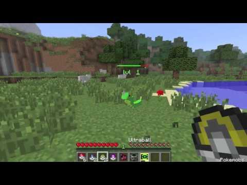 Minecraft 1.2.5 | Pokemobs - Descargar .minecraft + Review