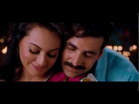 Sonakshi Sinha Hot Navel - Rowdy Rathore video