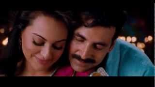 Sonakshi Sinha Hot Navel - Rowdy Rathore