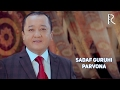 Sadaf guruhi - Parvona | Садаф гурухи - Парвона