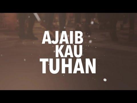 JPCC Worship - Ajaib Kau Tuhan - ONE Acoustic (Official Lyrics Video)