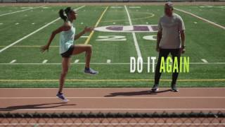 How to Do A-Skip - B-Skip with Proper Form- Find Your Stride with Coach John Smith