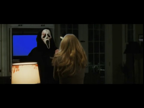 Scream 4. Full Alternate Opening HD
