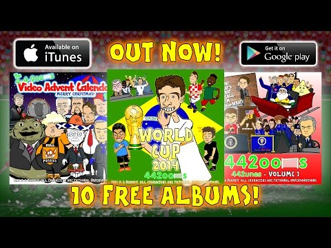 New Release! 442oons Music Out Now - 3 Albums! Win 1 Of 10 Free Albums! video