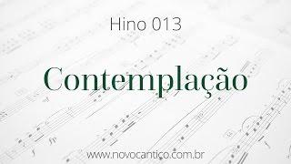 Hino 013 · Contemplação