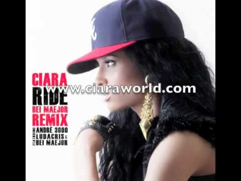 Ciara - Ride Remix Feat. Bei Maejor, Andre 3000 & Ludacris