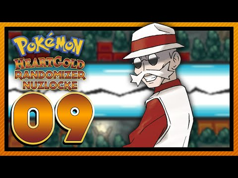 Pokémon HeartGold Randomizer Nuzlocke (Kanto) - Part 9: Gym Leader Blaine – Aaronitmar