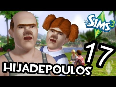 Sims 3 | HIJOS, HIJOS OBESOS Y FEOS EVERYWHERE | Virgen y gordo a los 40 ep. 17